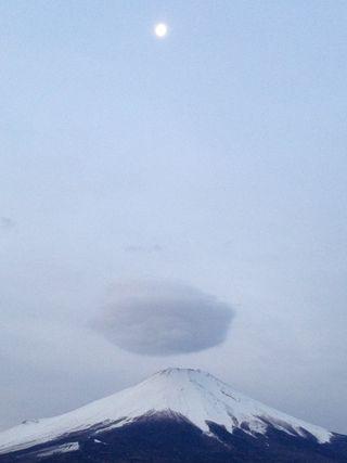 Fuji-moon20130103